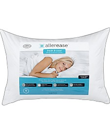 AllerEase Fresh and Cool Allergy Protection Standard/Queen Pillow