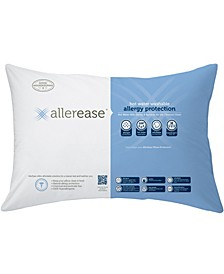 Hot Water Wash Firm Density Standard Pillow
