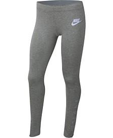 Nike Big Girls Sportswear Leggings