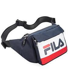 Fila Men's Lindon Logo Waist Bag