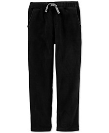 Little & Big Boys Pull-On Fleece Pants