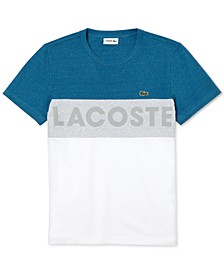 Men's Colorblocked Logo T-Shirt