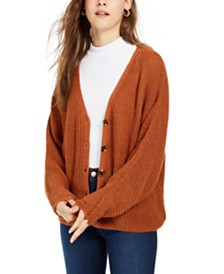 Polly & Esther Juniors' Long-Sleeve Cardigan