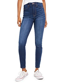 Juniors' Skinny High-Waisted Jeans
