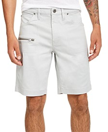 INC Men's Ollie Zipper Shorts, Created for Macy's