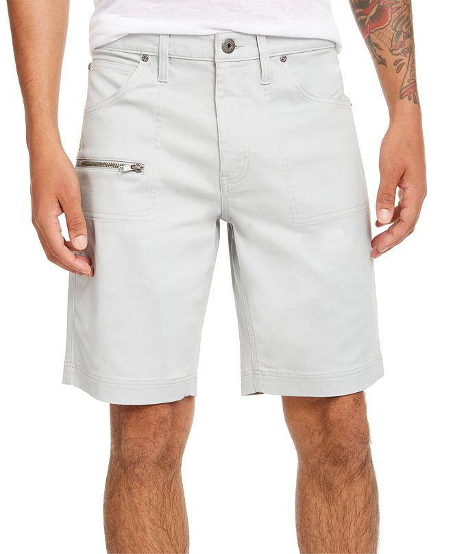 INC International Concepts INC Men's Ollie Zipper Shorts, Created for Macy's