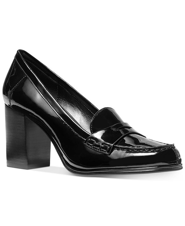 Michael Kors Buchanan Loafer Pumps