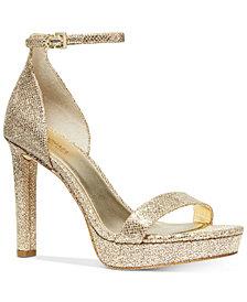 Michael Michael Kors Margot Platform Dress Sandals