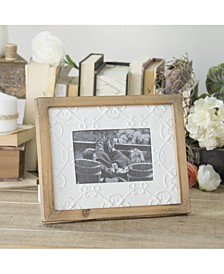 4X6 and Wood Photo Frame
