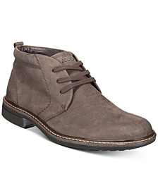 Men's Nubuck Turn Chukka Waterproof Boots