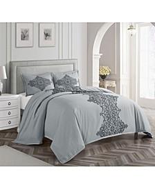Essex 3-Piece Queen Comforter Set