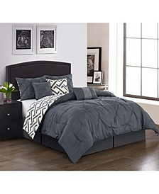Loren 7-Piece Comforter Set