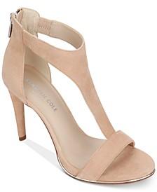 Women's Brooke T-Strap Dress Sandals