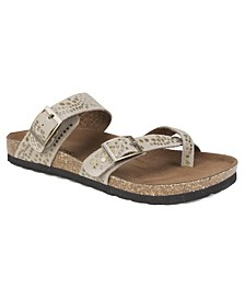 Graham Footbed Sandals