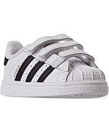 Toddler Boys' Originals Superstar Casual Sneakers from Finish Line