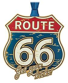Route 66 Ornament