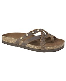 Harvest Footbed Sandals