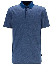 BOSS Men's Pitton Slim-Fit Polo Shirt