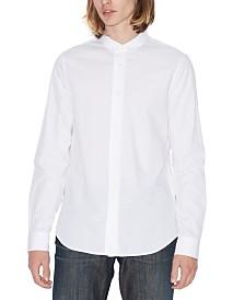 A|X Armani Exchange Men's Slim-Fit Shirt