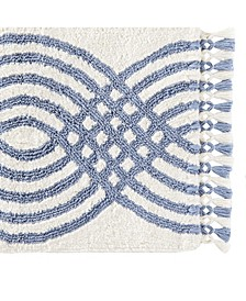 Ltd Fringed Waves Rug