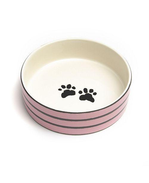 "Park Life Designs Molly Medium 6.5"" Pet Bowl, Set of 2"