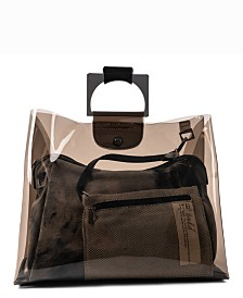 JTB Just To Be Concious Handle Bag