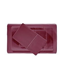 Luxury 800 Thread Count Egyptian Cotton Deep Pocket 4-Piece Sheet Set