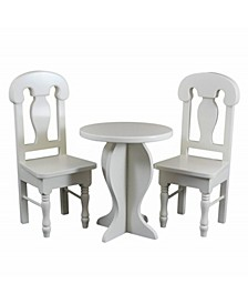 """18"""" Doll Cafe Table"""