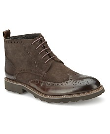 Vintage Foundry Men's The Hauyne High-Top Boot