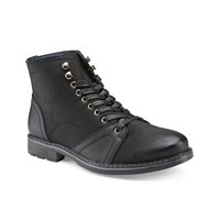 Deals on Reserved Footwear Colorblock Mid Boot for Mens