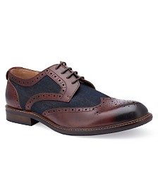 Vintage Foundry Co Men's The Toll cross Oxford Dress