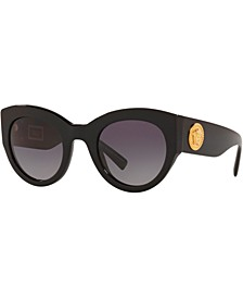 Polarized Sunglasses, Created for Macy's, VE4353 51