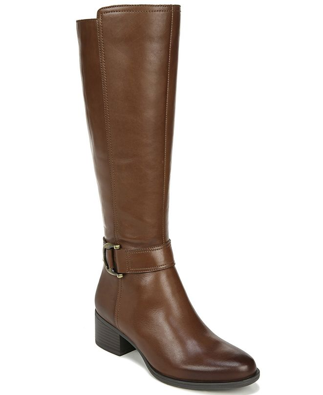 Naturalizer Kelso High Shaft Leather Boots