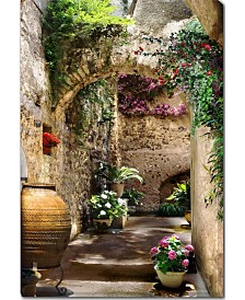 "West of the Wind Aragonese Arches Canvas Art, 30"" x 40"""