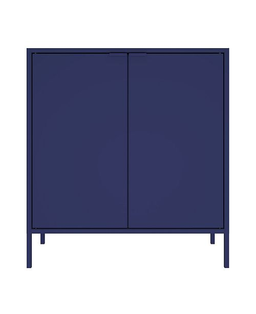 "Manhattan Comfort Smart Double Wide 29.92"" High Cabinet"