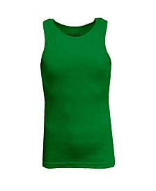 Men's Famous Heavyweight Ribbed Tank Top