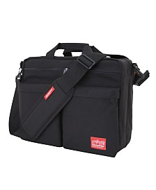 Manhattan Portage Tribeca Bag with Back Zipper