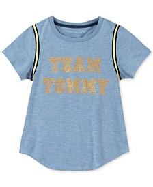 Tommy Hilfiger Big Girls Team Tommy T-Shirt