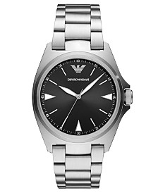 Emporio Armani Men's Stainless Steel Bracelet Watch 40mm