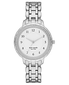 Kate Spade New York Women's Morningside Stainless Steel Bracelet Watch 38mm