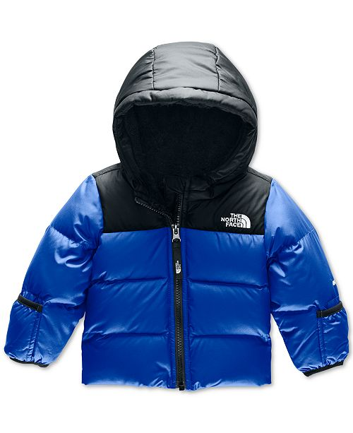 The North Face Baby Boys Moondoggy Insulated Down Jacket