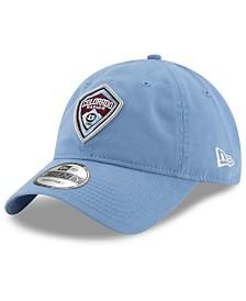 New Era Colorado Rapids Core 9TWENTY Strapback Cap