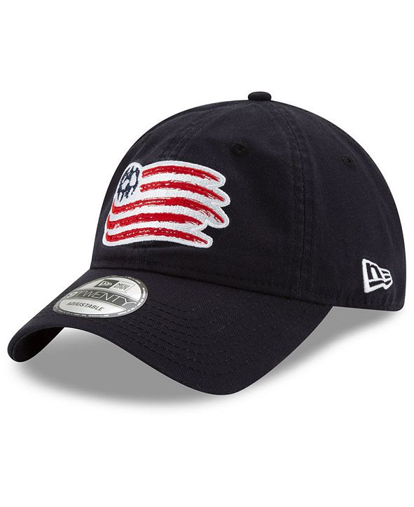 New Era New England Revolution Core 9TWENTY Strapback Cap