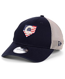 New Era Chicago Cubs Home Of The Brave 9FORTY Cap
