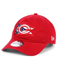 New Era Cincinnati Reds Flag Fill 9TWENTY Cap
