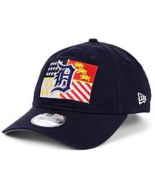 New Era Detroit Tigers Flag Fill 9TWENTY Cap