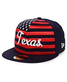New Era Texas Rangers Retro Big Flag 59FIFTY Cap