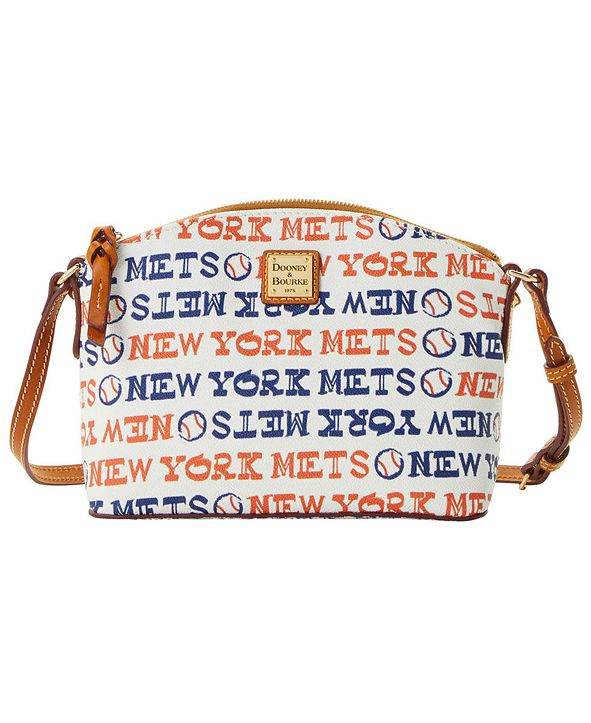 Dooney & Bourke New York Mets Suki Crossbody Purse