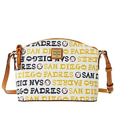 Dooney & Bourke San Diego Padres Suki Crossbody Purse