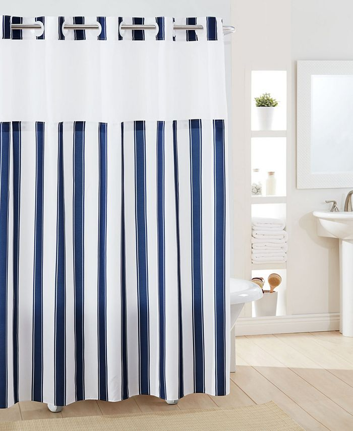 Hookless - Stripes Shower Curtain